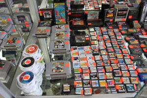 Wide Selection of Games:NES, SNES, N64 & More! (#156)