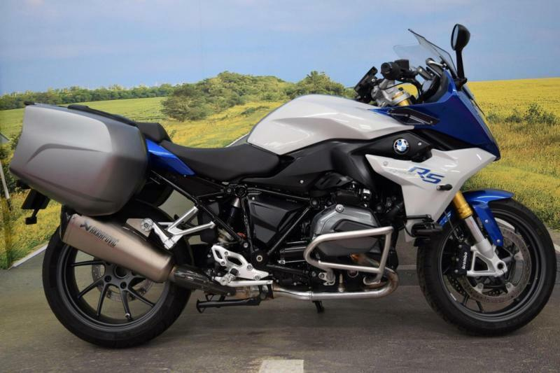 bmw r1200rs akrapovic exhaust bmw panniers cruise. Black Bedroom Furniture Sets. Home Design Ideas