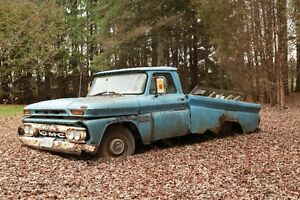 GMC Truck for parts or garden