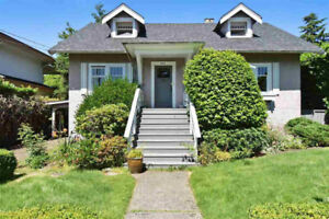 Kerrisdale Character Home for Rent