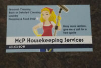 McP Housekeeping Services