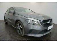 2017 GREY MERCEDES A160 1.6 SE PETROL MANUAL CAR FINANCE FR £225 PCM
