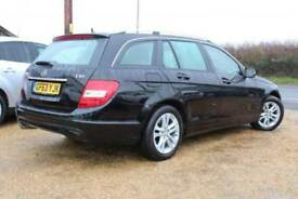 2014 63 MERCEDES-BENZ C-CLASS 2.1 C220 CDI EXECUTIVE SE 5D 168 BHP DIESEL