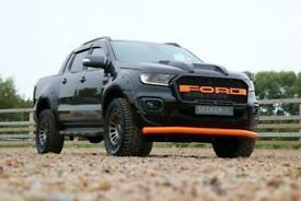 image for 2020 Ford Ranger Seeker Raptor T8 Pick Up Double Cab Wildtrak 3.2 EcoBlue 200 Au