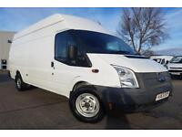 Ford Transit 350EL LWB High Roof Jumbo Van TDCi 125ps DIESEL RWD