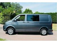 2019 Volkswagen Transporter Highline Crew Van Diesel Manual