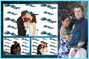 Photo booth service for all events starting at $230.00 for 2hrs