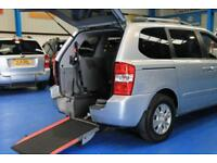 Kia Sedona 2.2CRDi auto Wheelchair car Automatic mobility accessible vehicle