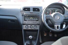 Volkswagen Polo 1.2 TSI 105PS SEL ** 6 MONTH WARRANTY ** (silver) 2012