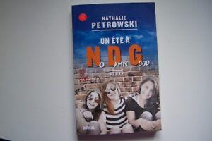 LIVRE  DE NATHALIE PETROWSKI (ROMAN JEUNESSE )