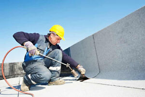 FLAT ROOFING INSTALL AND REPAIRS