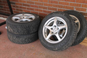 mags and winder tires