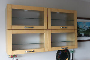 CABINETS MURALES IKEA WALL CABINETS