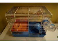 Hamster cage for sale no 2 BARGAIN