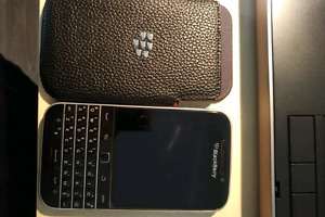 Blackberry Classic Mint Condition