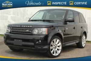 Land Rover Range Rover Sport 4WD 4dr HSE 2012