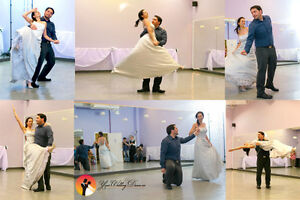 toronto private wedding dance choreography