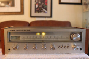 Pioneer SX-450 Classic Stereo restored Receiver