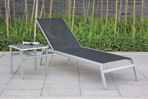 Comfy Lounger for Your Hot Summer