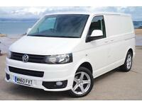 2010 60 VW TRANSPORTER T5 102 SWB * TAILGATE AIR-CON E/PACK * SPORTLINE KIT T5.1
