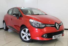 2013 13 RENAULT CLIO 1.5 DYNAMIQUE MEDIANAV ENERGY DCI S/S 5DR 90 BHP DIESEL