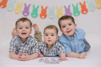 Kids Easter mini sessions