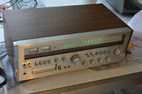 VINTAGE SEARS AM FM STEREO RECEIVER MODEL RE 1205