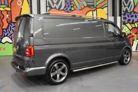 2016 VW TRANSPORTER T6 T30 140PS LWB HIGHLINE PANEL VAN SPORTLINE PK INDIUM GREY