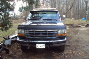 97  FORD F-350 TOW DIESEL TRUCK