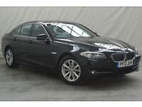 2013 13 BMW 5 SERIES 2.0 520D SE 4D AUTO 181 BHP DIESEL