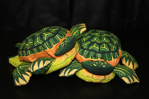 Pair of Turtle Oven Mitts