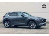 2020 Mazda CX-5 2.2d Sport Nav+ 5dr [Safety Pack] Manual Estate Diesel Manual