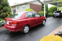 Toyota Echo 4 portes 2003