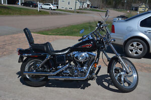 Price reduced - Harley Davidson FXDWG Dyna Wide Glide