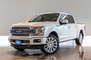 """2018 Ford F-150 4x4 - Supercrew Limited - 145"""" WB"""