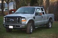 2008 Ford F-250 xlt lariat Pickup Truck