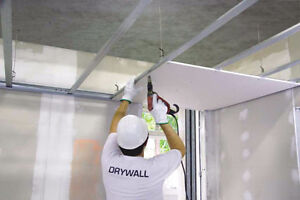 - ***Drywall and Tape Works *** -