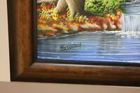 Stonley Oil painting