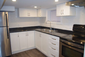 GORGEOUS, NEWLY RENOVATED 1 BEDROOM APARTMENTS