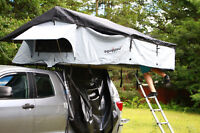 Equipped rooftop tents - Made for the Canadian Outdoors