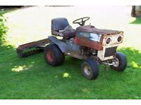 WANTED ! old riding mower