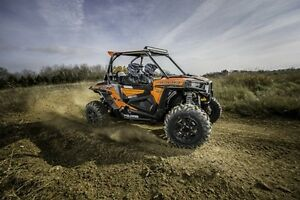2016 Polaris RZR S 900 EPS Spectra Orange