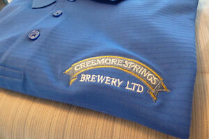 Creemore Springs Golf Shirt – Brand New with Tags Kitchener / Waterloo Kitchener Area image 3