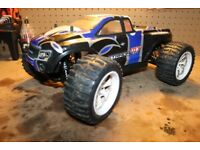 Brushless RC Car RTR