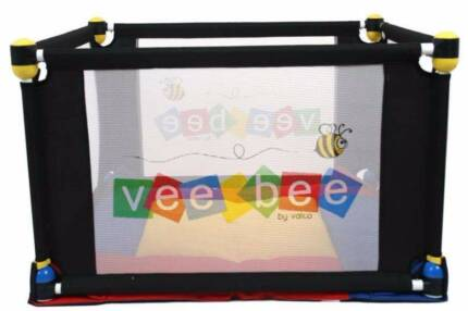 Vee Bee by Valco Play Yard Play pen - Worth $250 Brand New