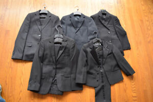 5 BOYS Suits - Newberry, Robert Allan, H&M, LIDA Cali