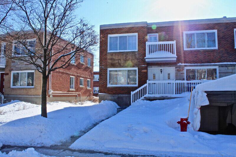 Apartment a louer/ Apartment for rent, Cartierville 5 1/2 ...