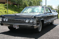1967 Chrysler Imperial Crown, 4 Dr Hardtop