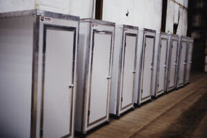 Heated Portable Toilet - All Season Solution - GoBox