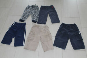12m and 18m boys pants